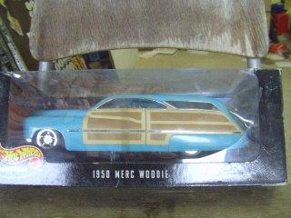 Mercury Woodie 1950 Custom