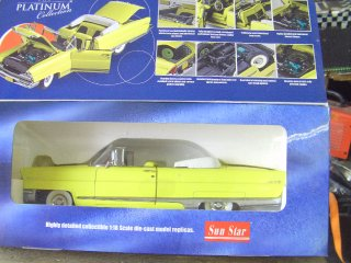 1/18 Lincoln Continential Avo 1961
