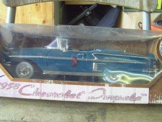 1/18 Chevrolet Impala Avo 1958