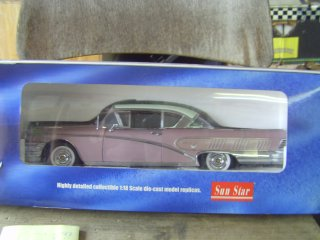 1/18 Buick Limited Riviera 1958